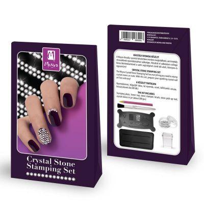 crystal stones swarovski stamping moyra ricostruzione unghie nail art nails nail