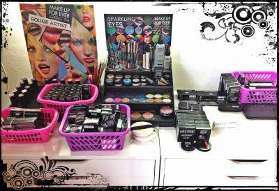 make up trucchi promozione offerta bergamo make up forever ombretti rossetti fondotinta