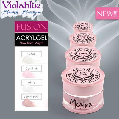 acrylgel acrygel fusion acrylgel ricostruzione unghie nails nail moyra nail art gel