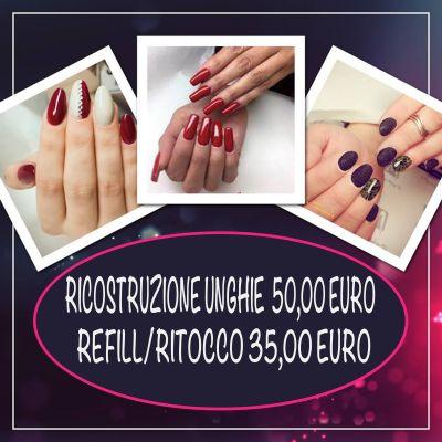 ricostruzione unghie gel acrylgel bergamo nail nails nail art