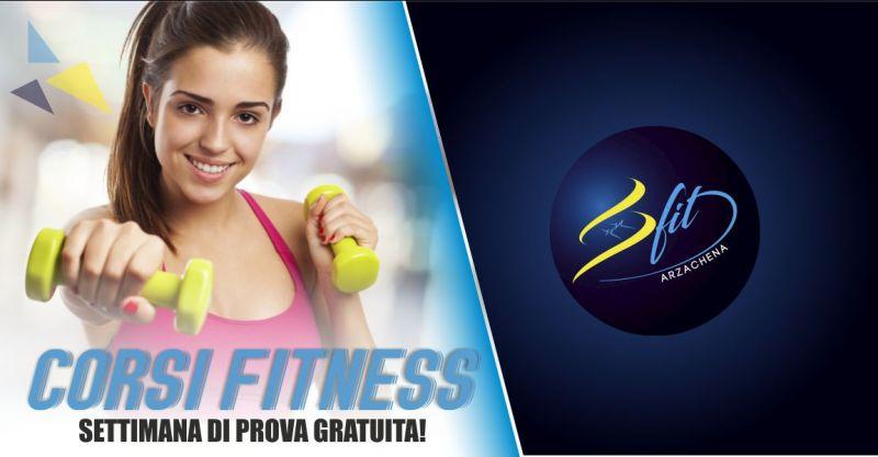 B FIT palestra Arzachena - offerte corsi fitness prova gratuita