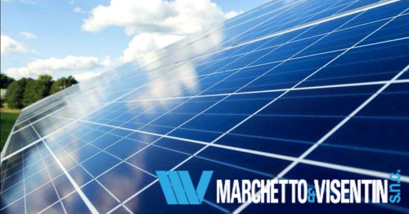 offerta progettazione e realizzazione di impianti fotovoltaici Albaredo d'Adige Verona