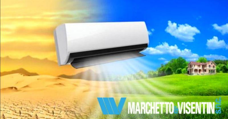 offerta installazione di impianti di climatizzazione - occasione vendita pompe di calore Verona