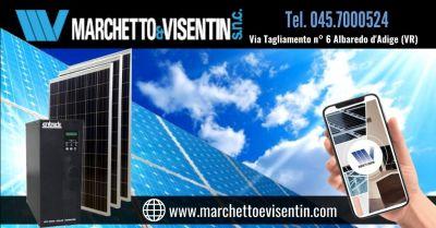 offerta pulizia manutenzione pannelli solari verona occasione installazione impianto fotovoltaico con accumulo