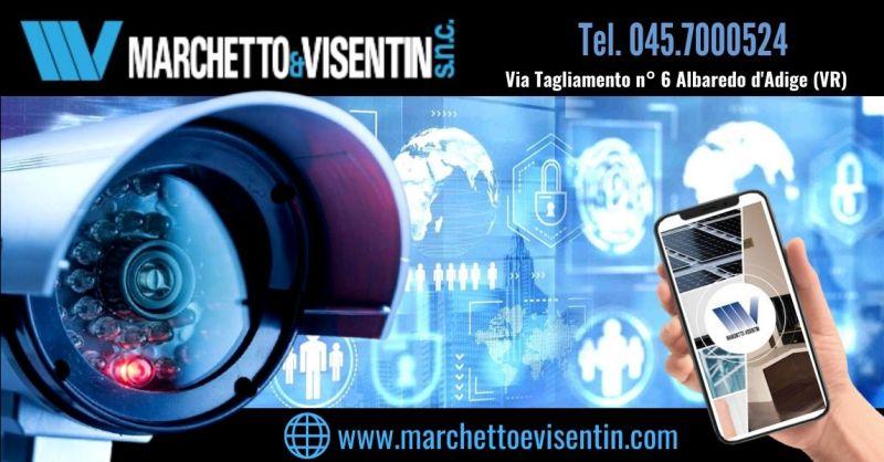 Offerta installazione antifurto integrato videosorveglianza Verona - Occasione realizzazione impianto allarme casa