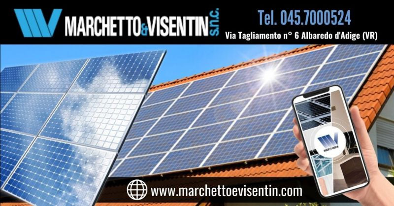 Offerta installazione impianto fotovoltaico con batteria - Occasione pannelli solari per acqua calda Verona