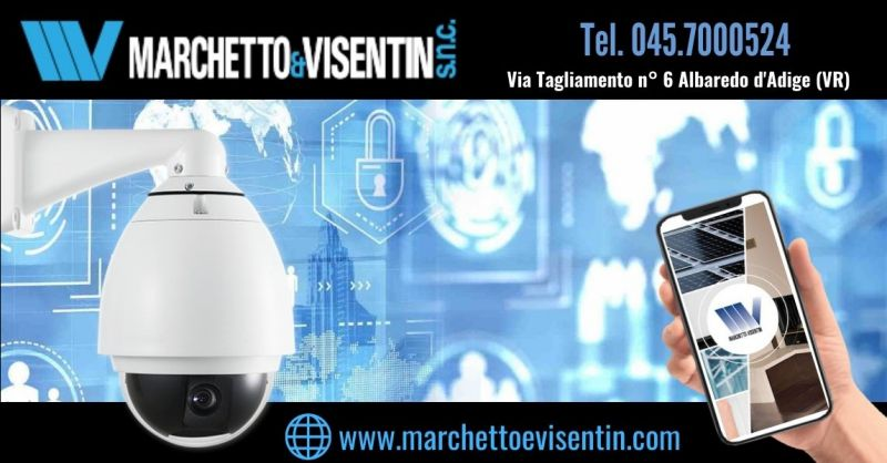 Offerta progettazione e installazione impianti di videosorveglianza e allarme Verona