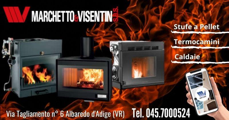 Offerta termocamini Jolly mec legna pellet Verona - Occasione termocamino legna gas Jolly Mec