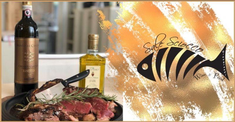 RISTORANTE SALE SCIOCCO - offerta menu specialità di carne Versilia