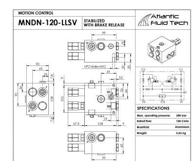 offerta controllo rotazione mn000014 atlantic fluid tech motion control