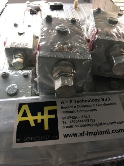 offerta valvole kr000011 pressure reduc reliev body atlantic fluid tech