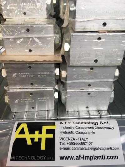 offerta valvole cb000028 relief valve overcentre valve atlantic fluid tech