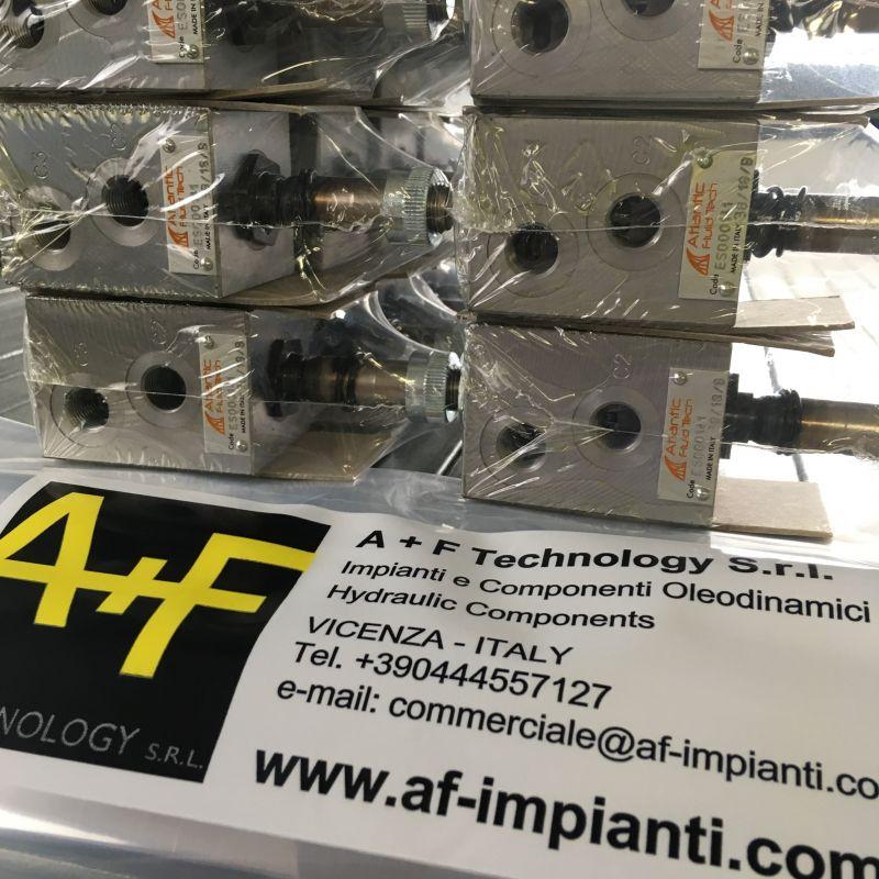 OFFERTA VALVOLE ML000123 CHEK AND METERING - ATLANTIC FLUID TECH