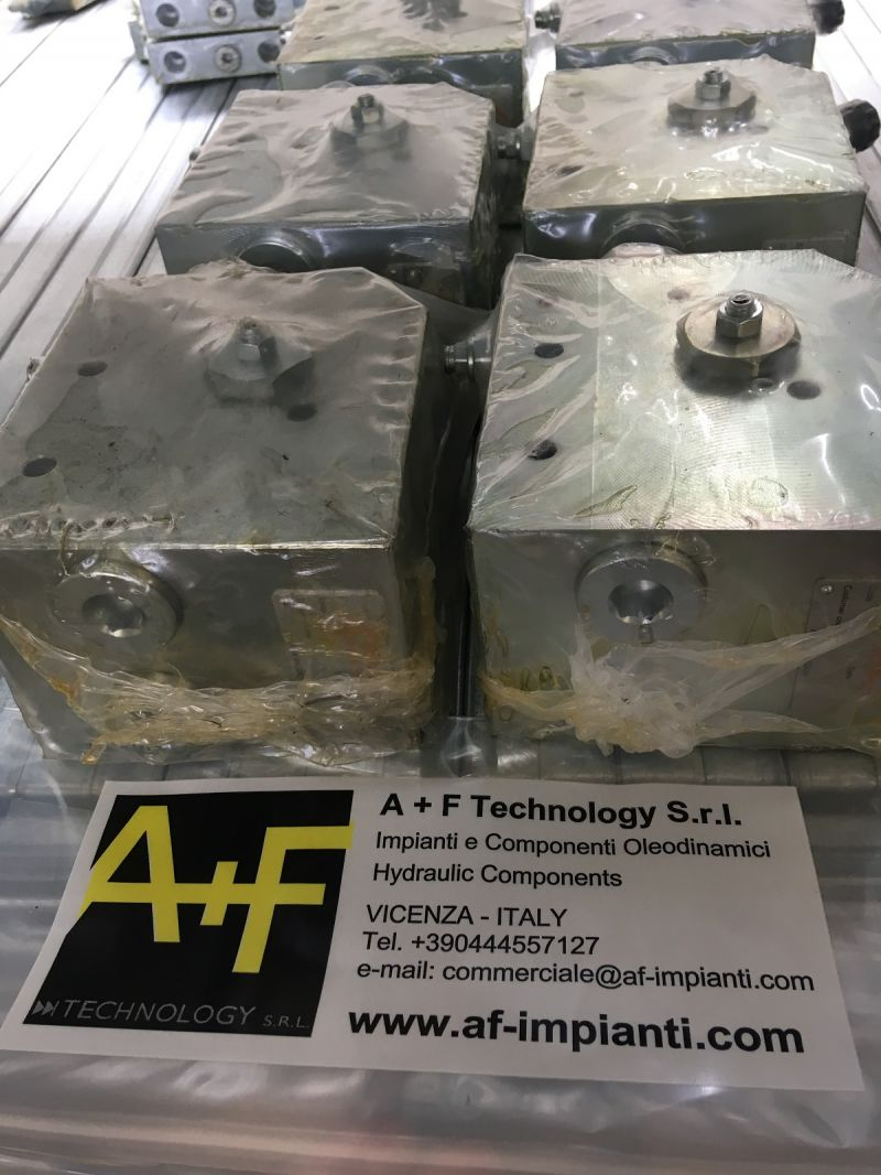 OFFERTA VALVOLE ML000113 CHEK AND METERING - ATLANTIC FLUID TECH