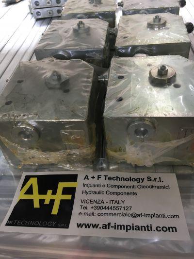 offerta valvole kf000004 flow dividers and comb atlantic fluid tech