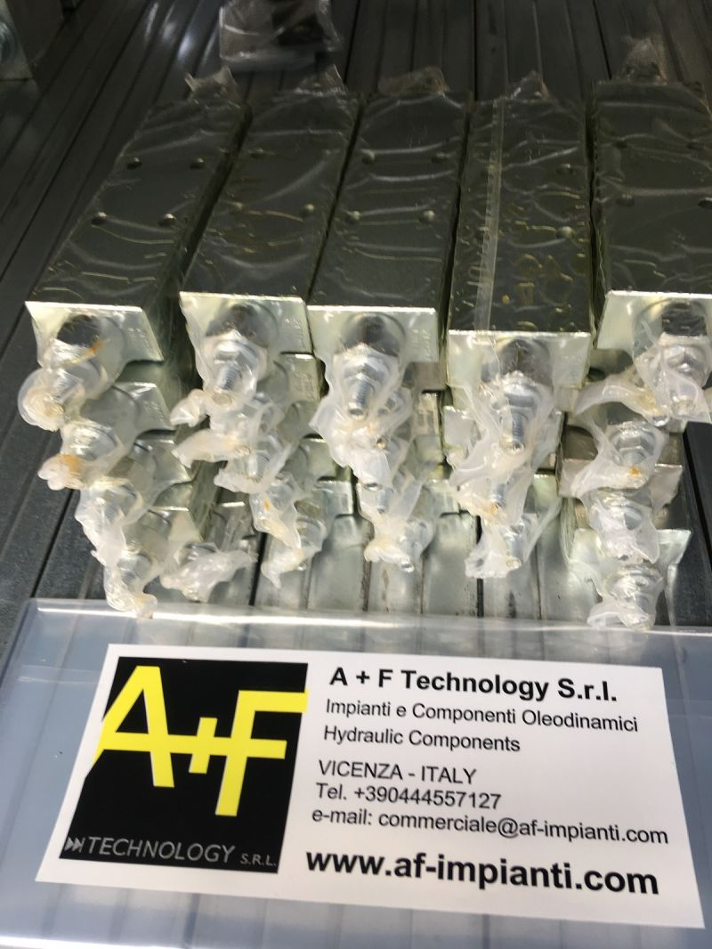 OFFERTA VALVOLE KF000009 FLOW DIVIDERS AND COMB. - ATLANTIC FLUID TECH