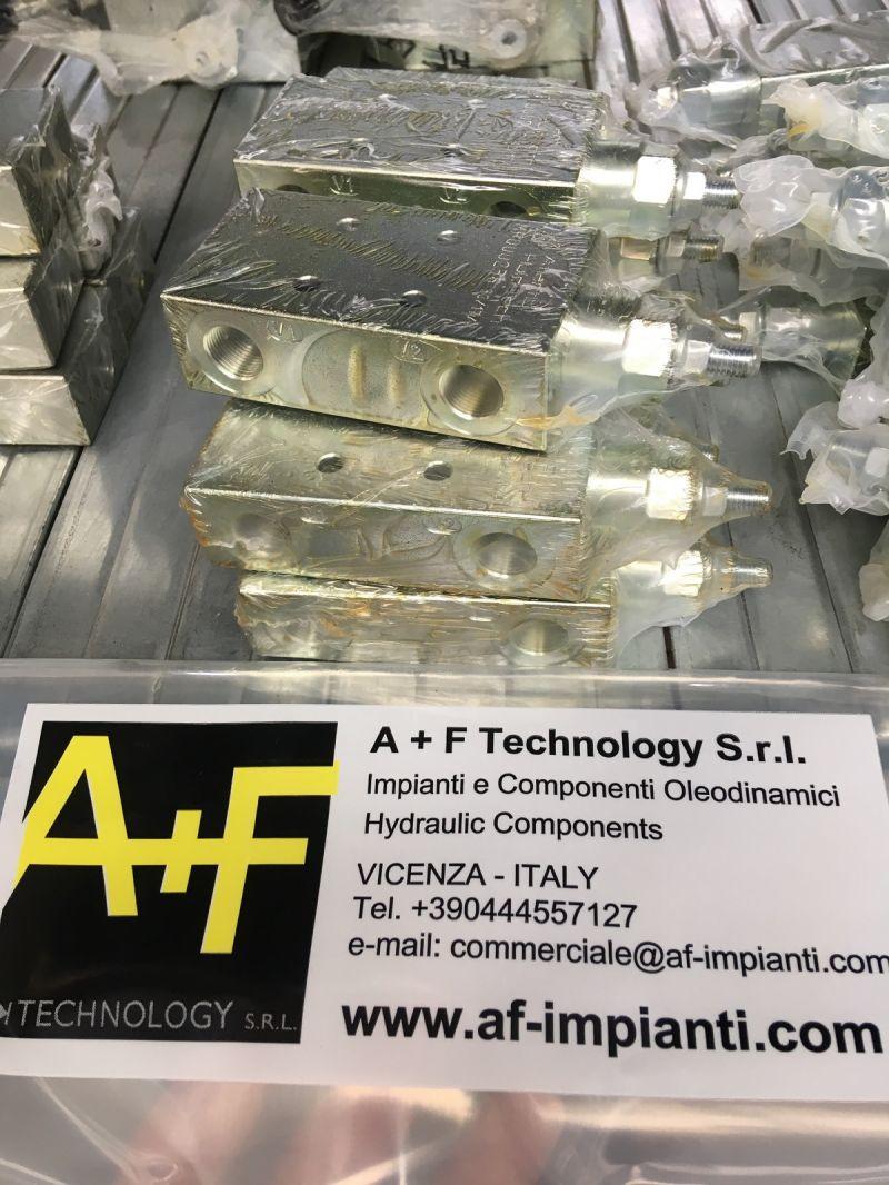 OFFERTA VALVOLE CF000204 FLOW CONTROL VALVES - ATLANTIC FLUID TECH