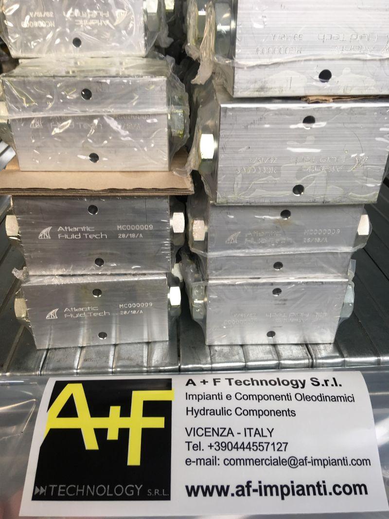 OFFERTA VALVOLE CF000112 FLOW RESTRICTOR VALVES - ATLANTIC FLUID TECH