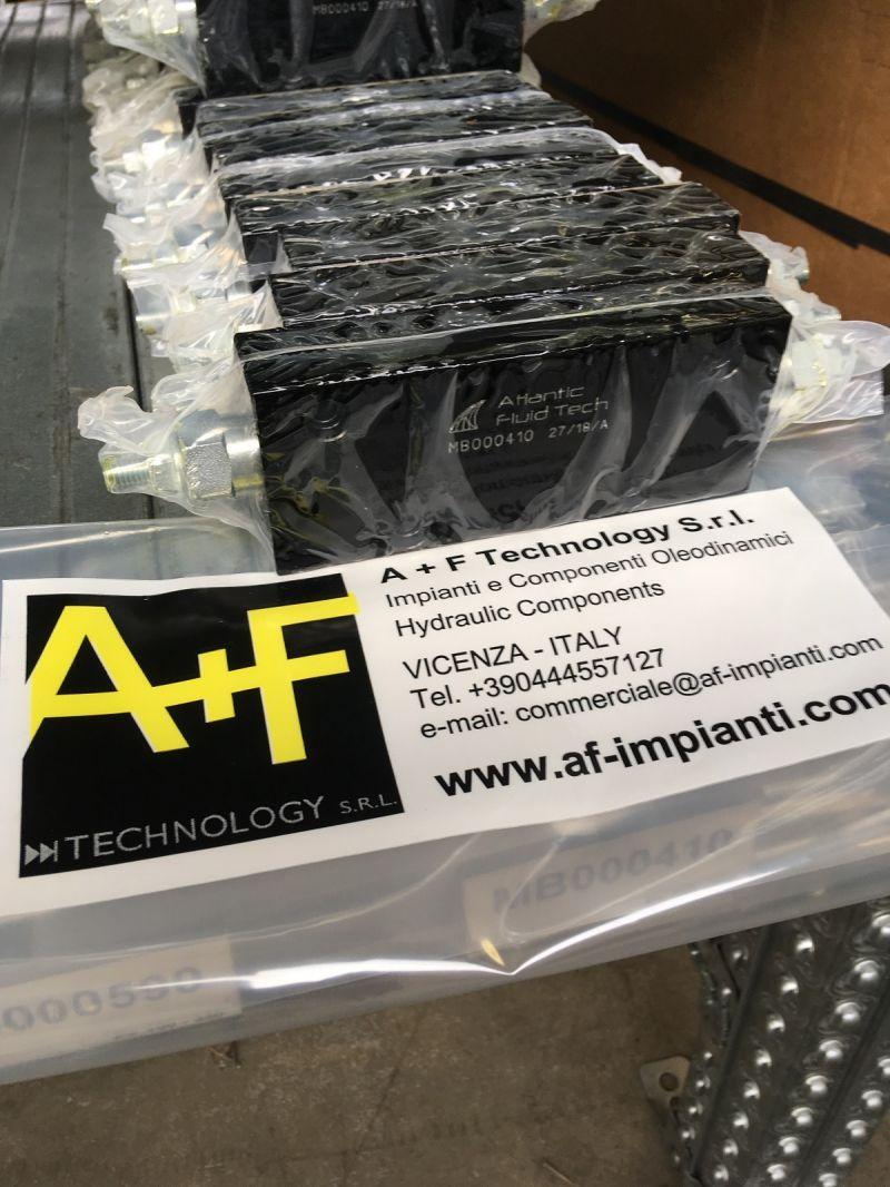 OFFERTA VALVOLE MF000242 FLOW REGULATOR - ATLANTIC FLUID TECH