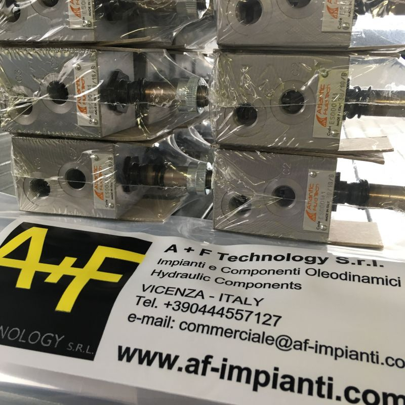 OFFERTA VALVOLE MF000258 FLOW REGULATOR - ATLANTIC FLUID TECH