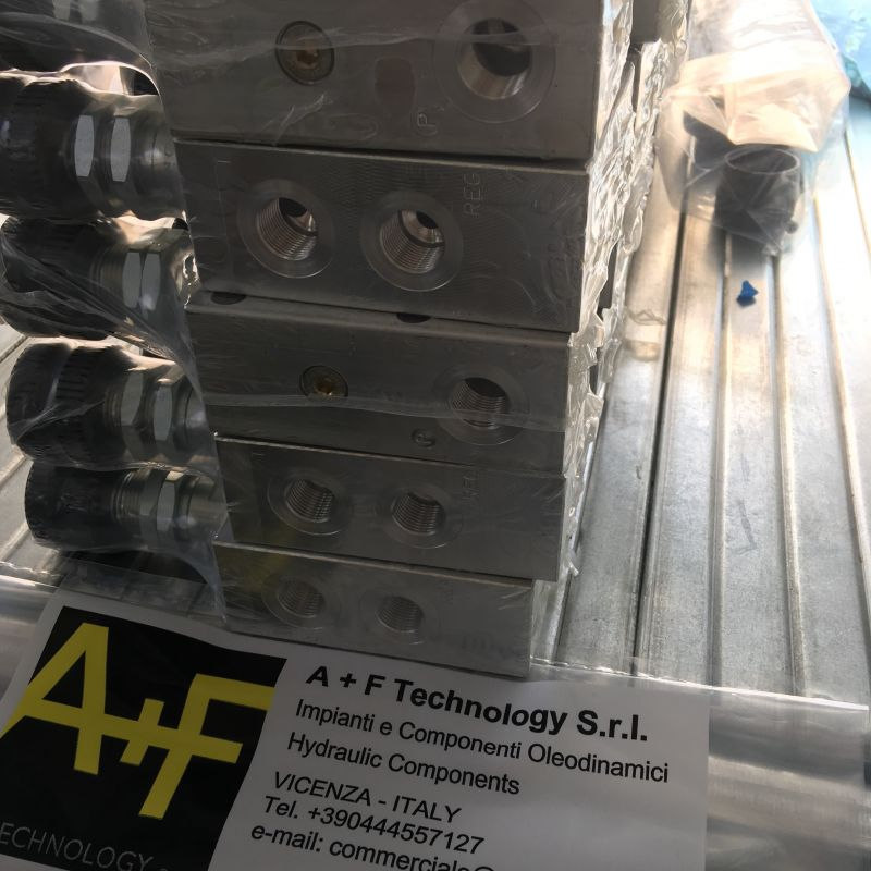 OFFERTA VALVOLE MF000024 FLOW REGULATOR - ATLANTIC FLUID TECH