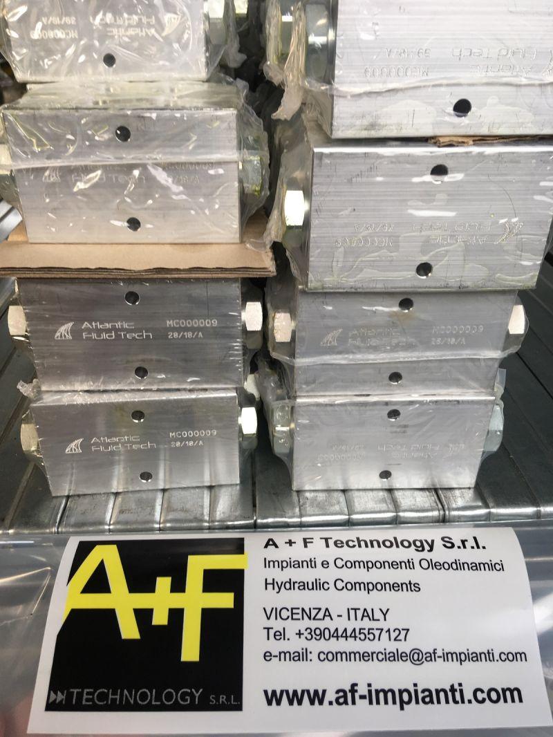 OFFERTA VALVOLE OLEODINAMICHE AB000011 COIL SERIES M7 - ATLANTIC FLUID TECH