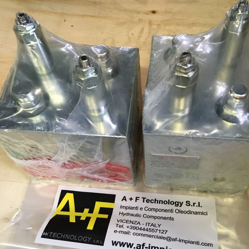OFFERTA VALVOLE OLEODINAMICHE AB000145 COIL SERIES M14 - ATLANTIC FLUID TECH