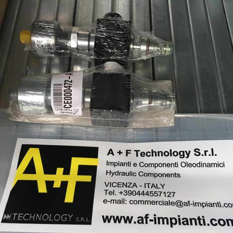 OFFERTA VALVOLE OLEODINAMICHE AB000133 COIL SERIES M14 - ATLANTIC FLUID TECH