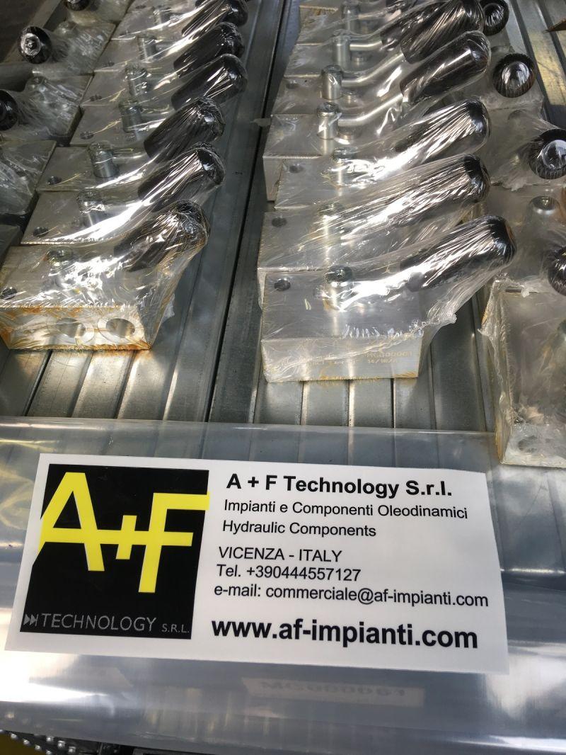 OFFERTA VALVOLE OLEODINAMICHE AB000158 COIL SERIES M8 - ATLANTIC FLUID TECH