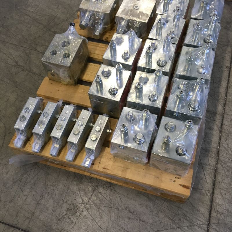 OFFERTA VALVOLE OLEODINAMICHE AB000149 COIL SERIES M11 - ATLANTIC FLUID TECH