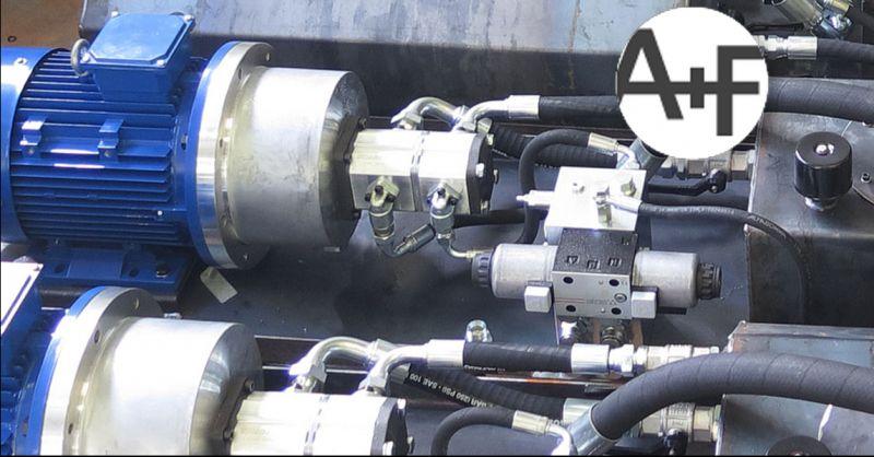 Offerta Vendita Valvole oleodinamiche Atlantic controllo discesa pressione