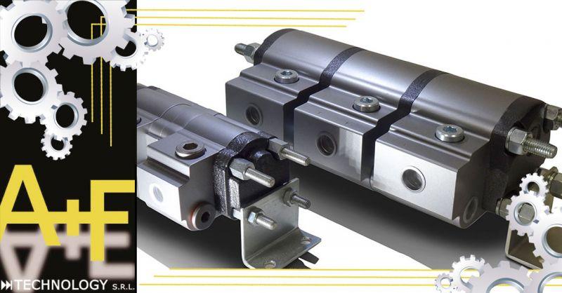 Offerta Vendita motori oleodinamici Ronzio - Occasione Prodotti Oleodinamici Ronzio