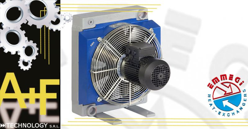 Offerta Scambiatori aria olio Emmegi - Occasione scambiatori di calore oleoidraulica Vicenza