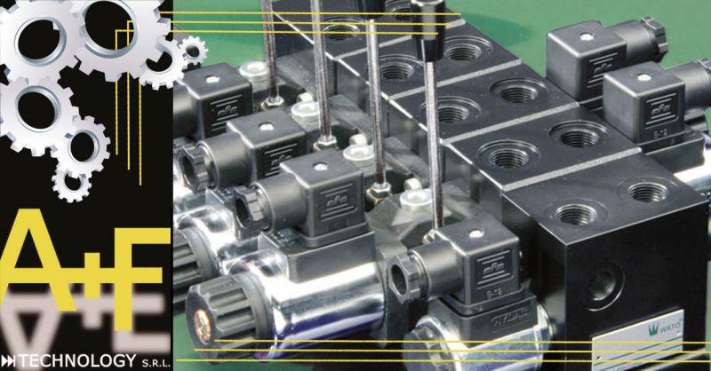 Offerta componenti per elettroidraulica Atos - Occasione Servoproporzionali Atos Vicenza