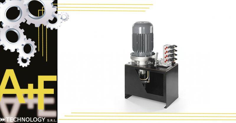 Offerta vendita Prodotti TECFLUID - Occasione centraline e minicentraline oleoidraulico