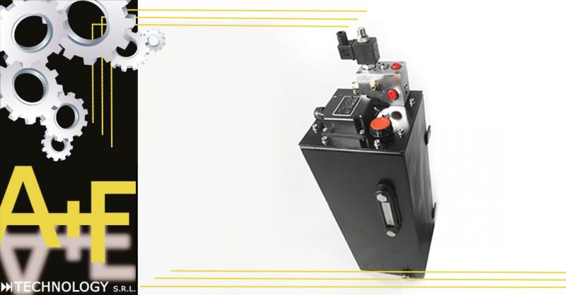 Offerta minicentraline oleodinamiche gru autocarro - Occasione centraline carrelli elevatori