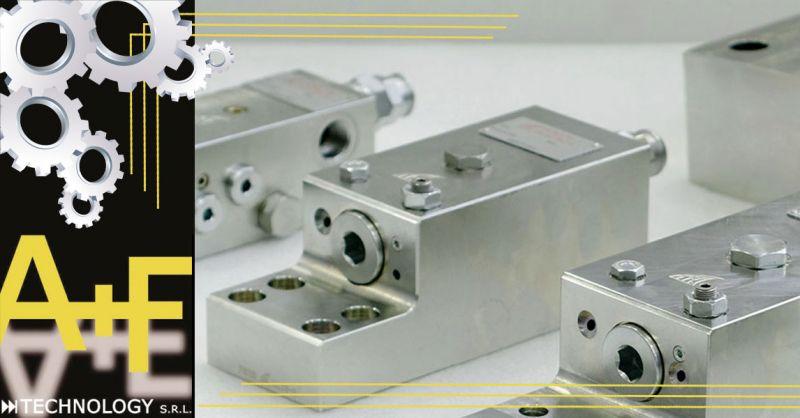 Offerta valvole e cartucce di bilanciamento oleodinamici - Occasione flangiate motore idraulico