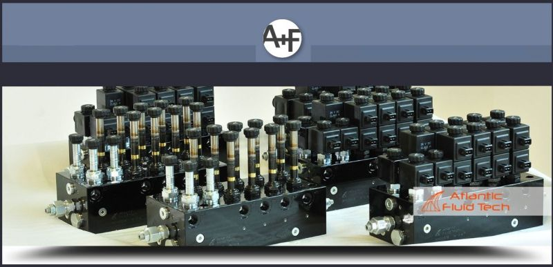 A + F Technology - Atlantic Fluid Tech hydraulic valve sales offer