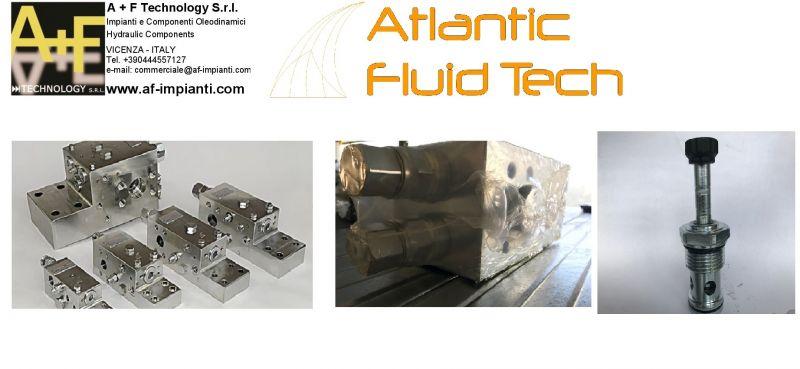 OFFERTA EXCAVATORS VALVE ATLANTIC FLUID TECH BD000083