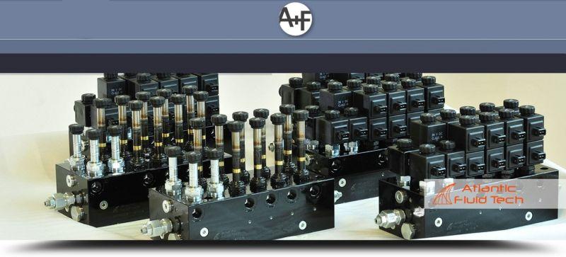 OFFERTA ML000265 VALVOLE DI CONTROLLO MOVIMENTAZIONE ATLANTIC FLUID TECH