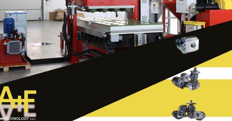 Offerta sistemi oleodinamici per Macchine agricole e Sponde idrauliche Vicenza
