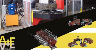 offerta sistemi oleodinamici per impianti lavorazione della plastica e sponde idrauliche vicenza