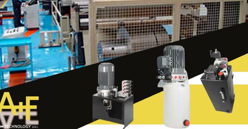 Offerta sistemi oleodinamici per Impianti di saldatura in automatico Vicenza