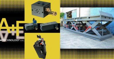 offerta componenti e sistemi oleodinamici per macchine agricole e sponde idrauliche vicenza