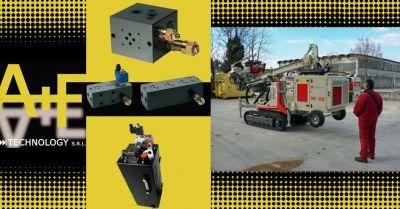 offerta componenti per sistemi oleodinamici macchine trasformazione compattazione rifiuti vicenza