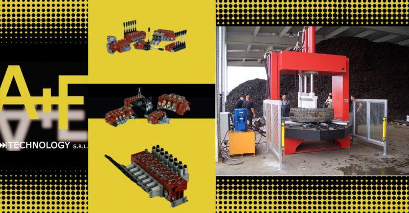 Offerta Componenti sistemi oleodinamici per Impianti lavorazione della plastica e Sponde idrauliche Vicenza