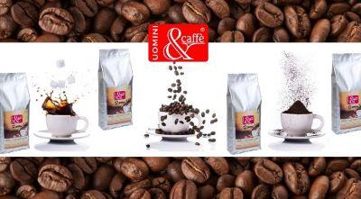 uominiecaffeshop offerta vendita caffe in grano 6 x gr 1000 miscela arabica e robusta