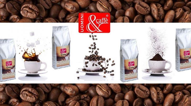 UOMINIECAFFESHOP OFFERTA vendita CAFFE' IN GRANO 6 x gr 1000 MISCELA ARABICA E ROBUSTA