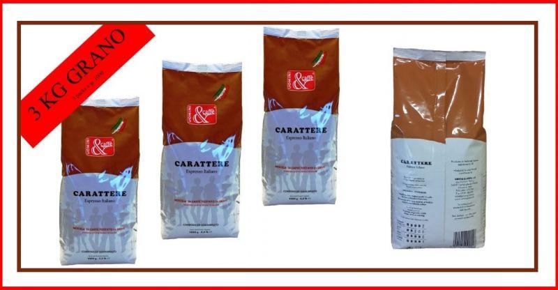 Uomini & Caffè - Promozione caffè in grani Arabica e Robusta in offerta con spedizione gratuita