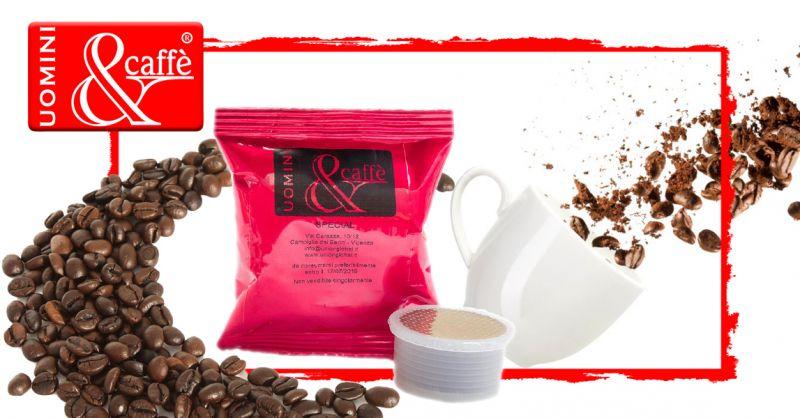 Uomini & Caffè Offerta Capsule Compatibili Caffè Vicenza - Promozione su Capsule Caffè Vicenza